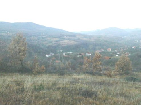 Konjuva, panorama
