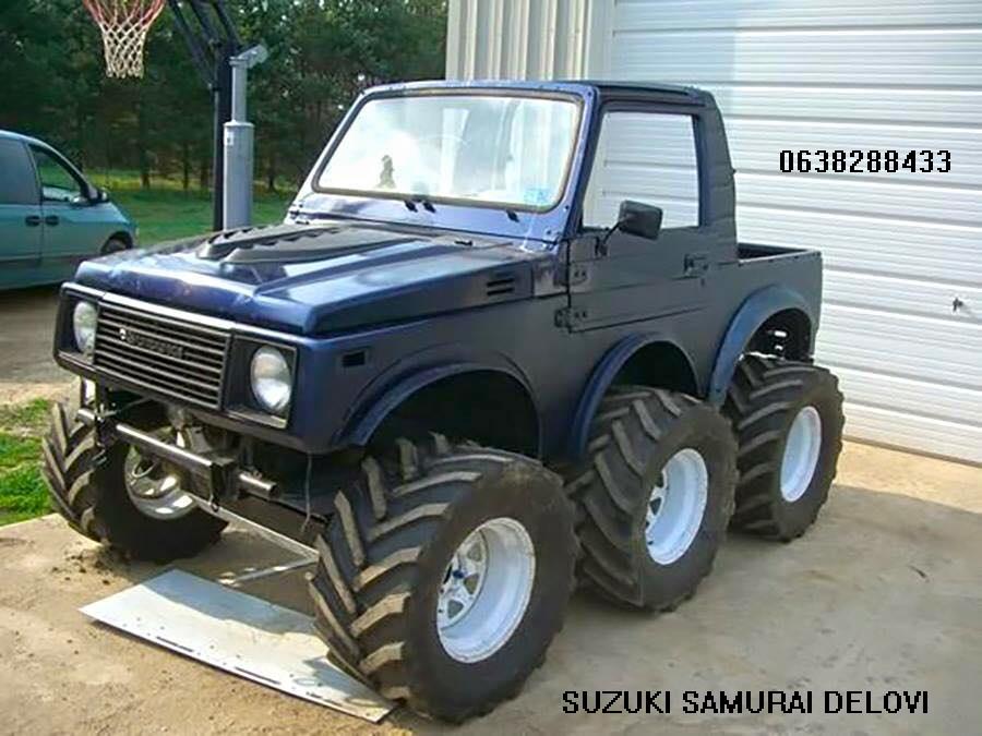Oglas: Suzuki samuraj prodavnica delova - Topličke Vesti ...