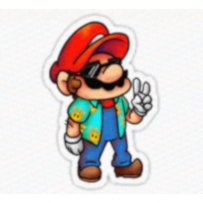 Slika Super Maria iz emailova krije ransomware GandCrab