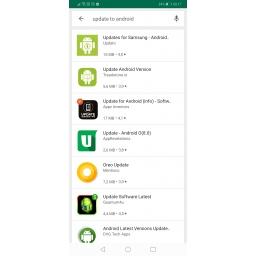 Lažne aplikacije obećavaju da će ažururati vaš Android a umesto toga vas bombarduju reklamama